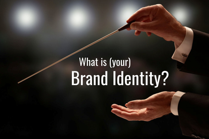 What is (your) Brand Identity? Image source: 18percentgrey / Shutterstock.