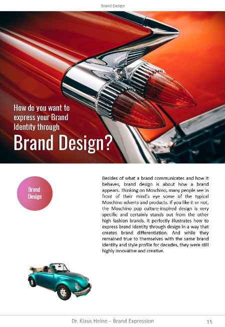 Luxury Brand Design