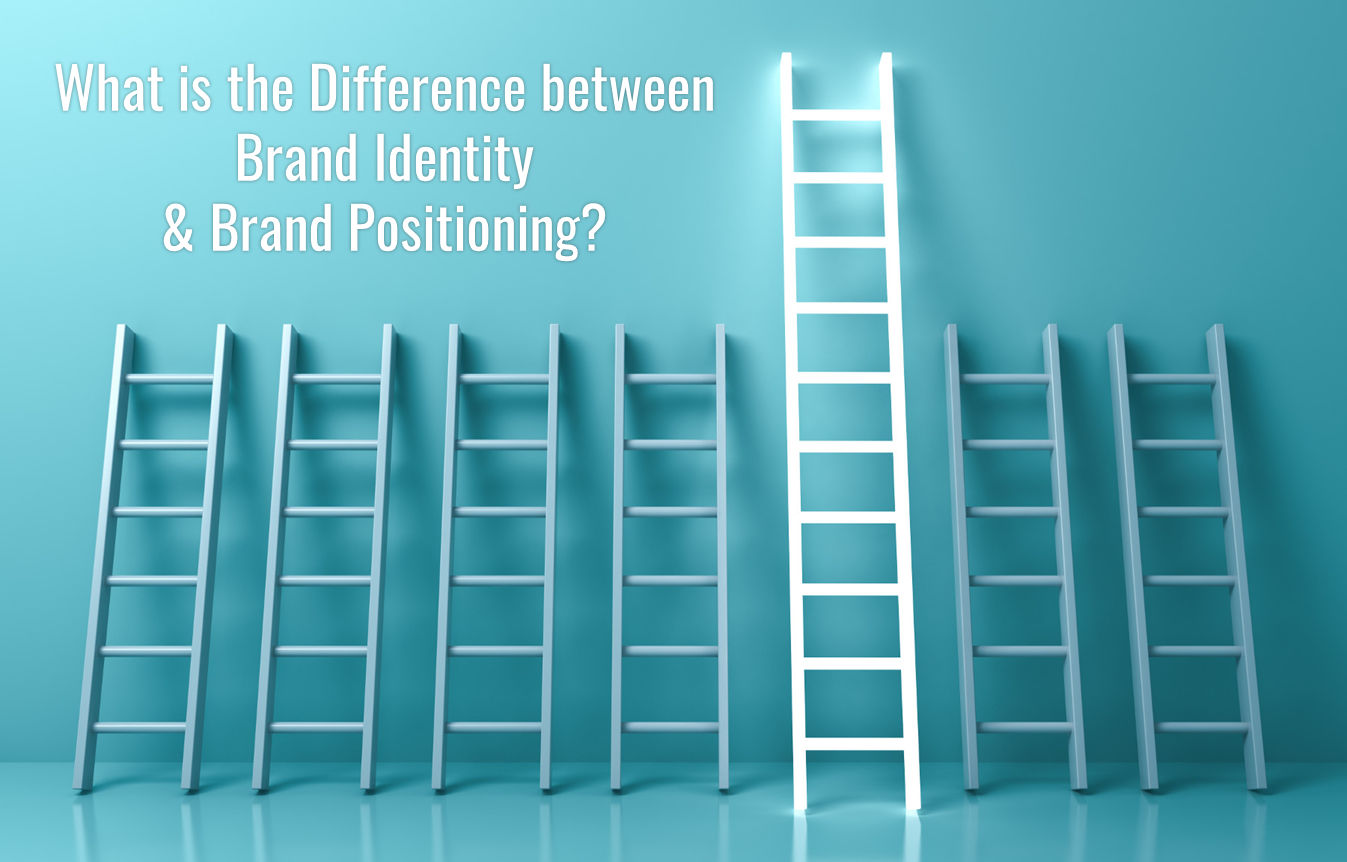 What is the Difference between Brand Identity & Brand Positioning?